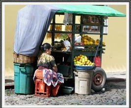 """Frutas!"" One of the photos available at Guatemala Expressions, Chloe Bohannon's website."